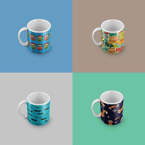 Mug Merchandising Designs