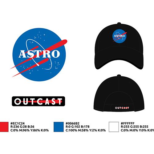 Merchandise Cap Design