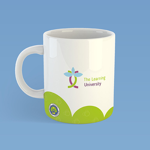 Merchandising Mug Designs