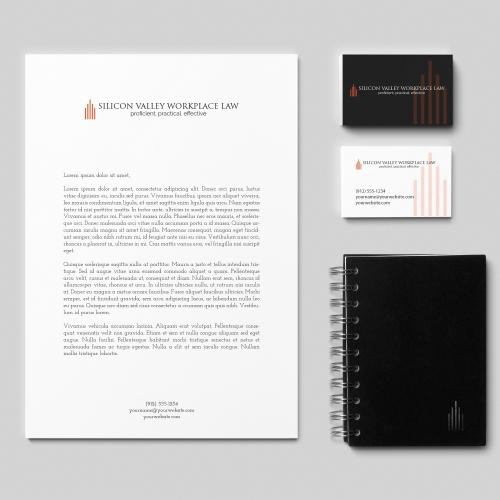 Attorney Logo & Brand Identity