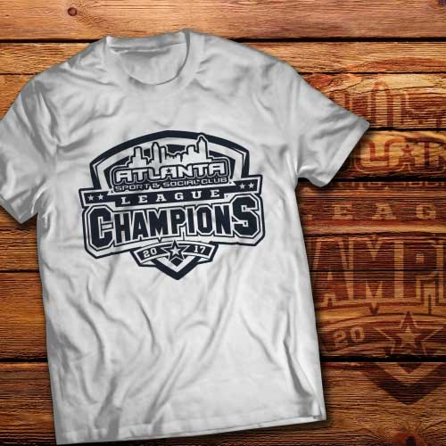 Design t-shirts for Sports Team