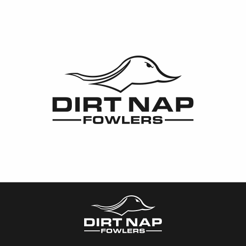 Designed Outdoor Banner Logo