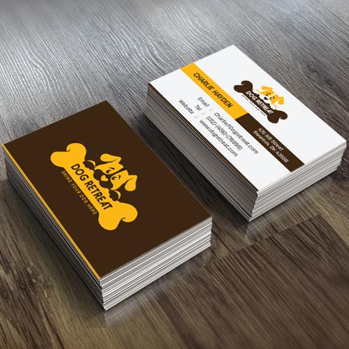 Business card Design for Hilaspol