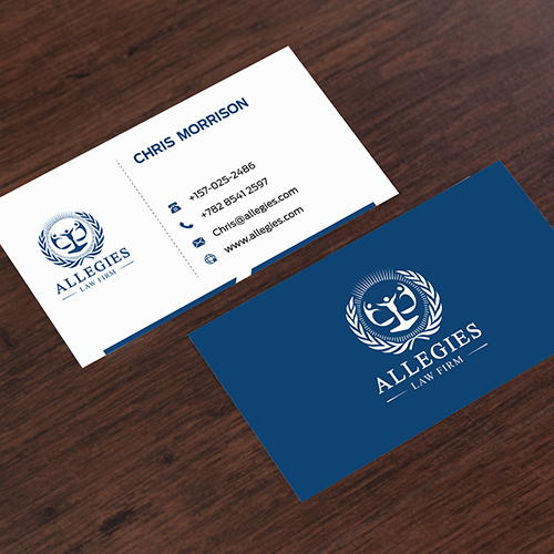 Business card Design for Terry