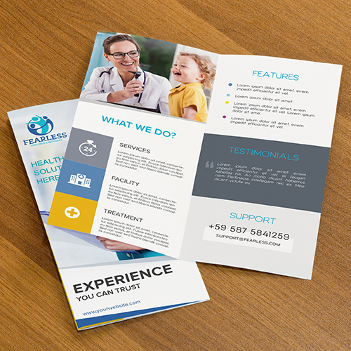 Brochure Design  for Collier.m