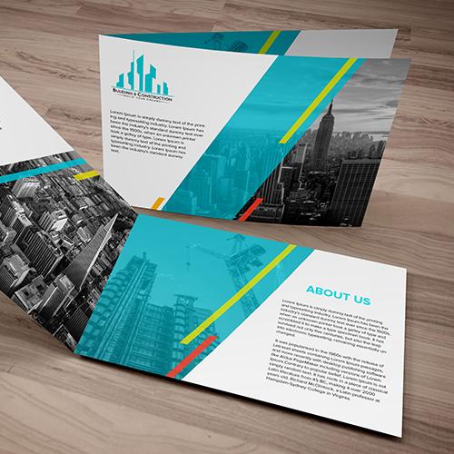 Brochure Design  for Bruce.brucewood