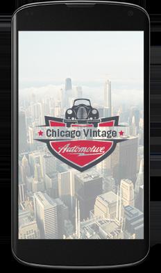 Chicago Motorcycle Team Custom Logo Design in Laptop Format