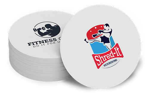 Shred-It Fitness Logos