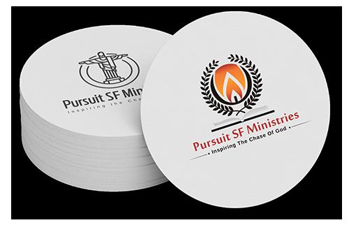 Pursuit SF Minstries Religious Logos
