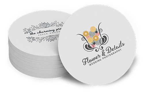 Flower & Details Art logos