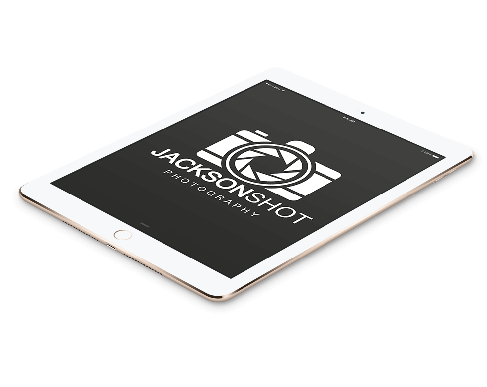 Jacksonville Motorcycle Team Custom Logo Design In Tablet Format