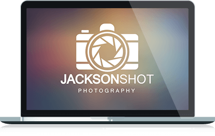 Jacksonville Motorcycle Team Custom Logo Design in Laptop Format