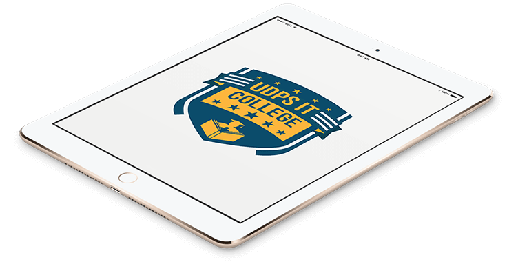 Bookvision Education logos In Tablet Format