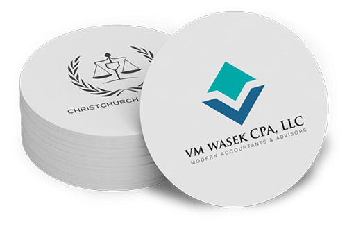 VM WASEK CPA, LLC Law Logos