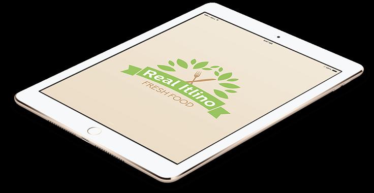 Bazooka F&B Restaurant Logo In Tablet Format