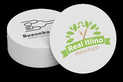 Bazooka F&B Restaurants Logos