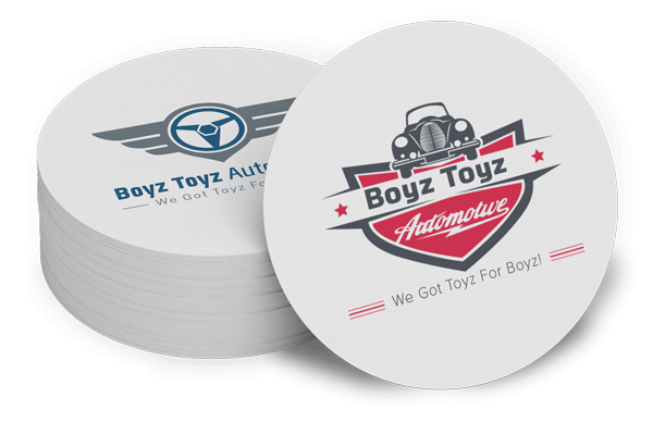 Boyz Toyz automotive logos