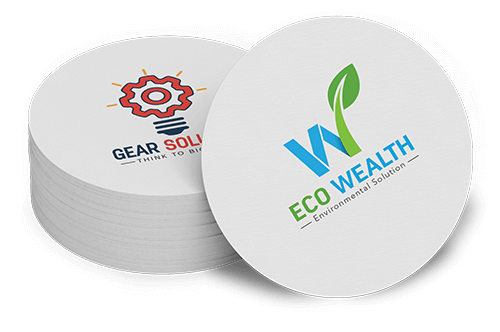 Eco Wealth Business logos