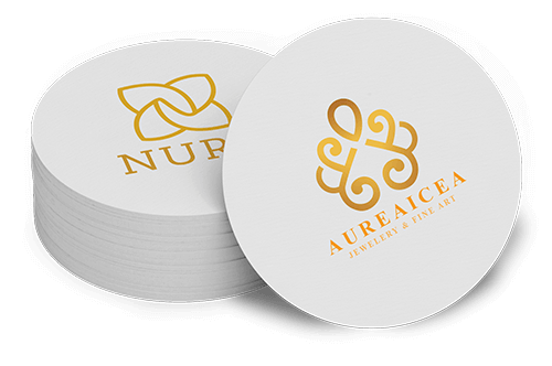 Aureaicea Jewellery logos