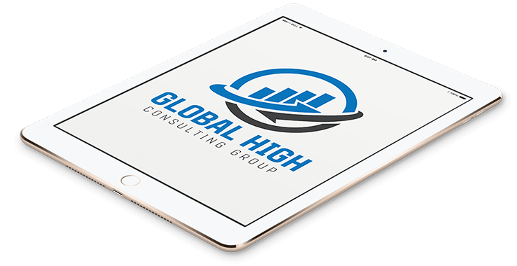 Global High Company logos In Tablet Format