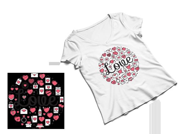 Online Tee Shirt Printing